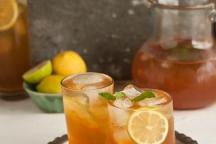 ice tea of ijsthee op locatie met bar
